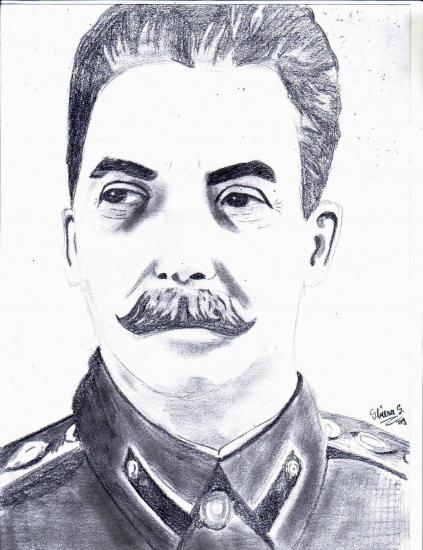 Joseph Stalin por Zafrina95